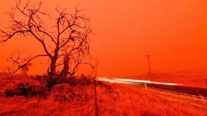 2020 weather disasters boosted by climate change: report