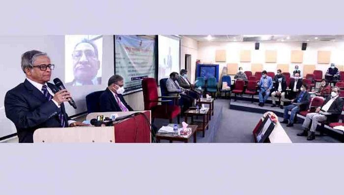 Bangabandhu lecture series begins at DU