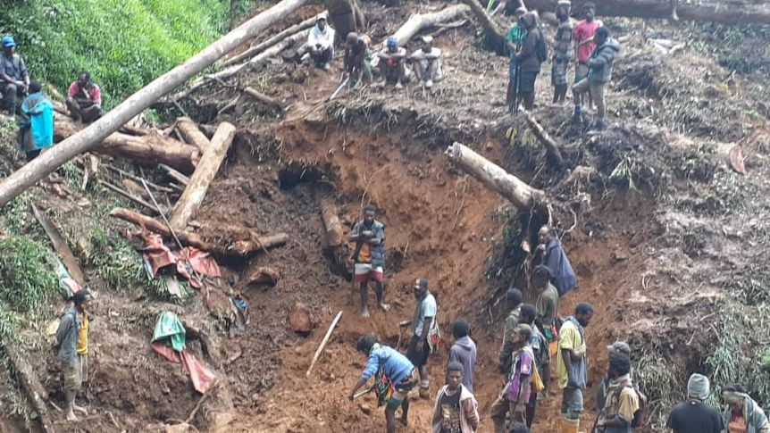 At least 15 feared dead in PNG landslide