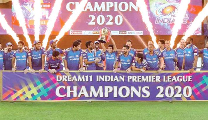 Mumbai seal record fifth IPL title