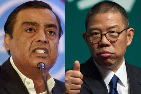 Zhong Shanshan overtakes Mukesh Ambani to become Asia's richest person