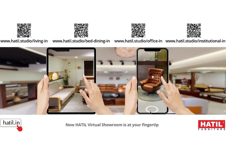 HATIL introduces 360 Degree Virtual Shopping Mall