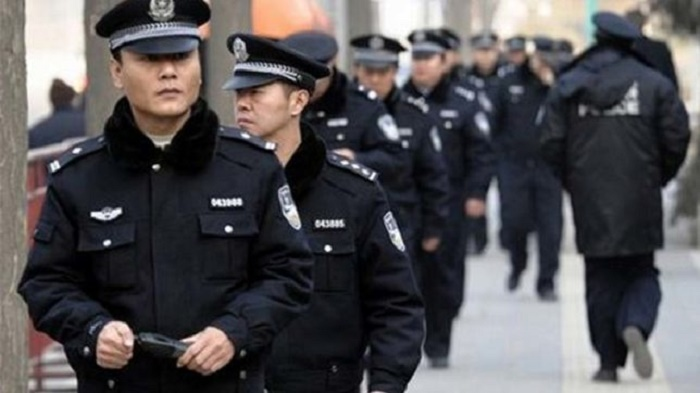 Policing in China: a cocktail of inefficient apparatus and brutal power