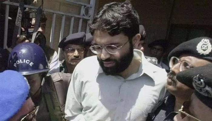 US says ready to try Pak terrorist Omar Sheikh in Daniel Pearl case