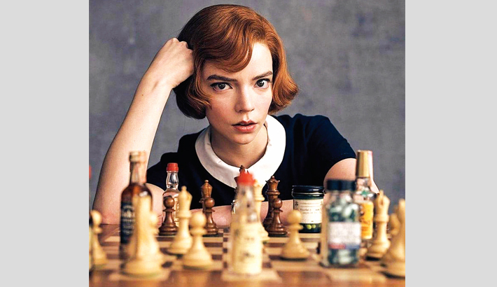The Queen's Gambit: Inside the head of a chess prodigy
