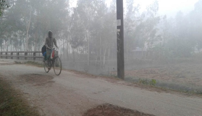 Six regions hit by cold wave