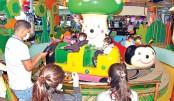 Toggi World reopens, draws huge crowd