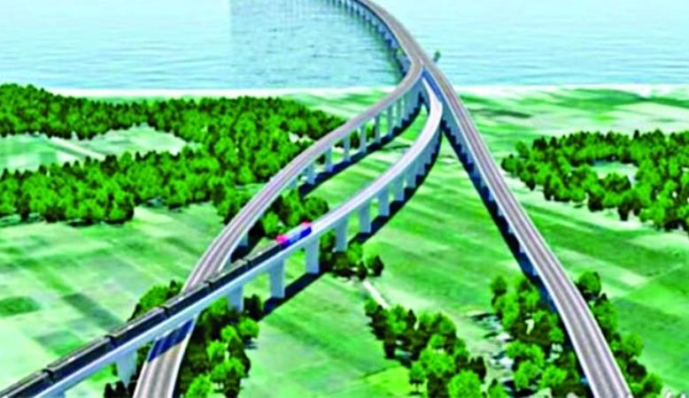 Design issue of Padma Bridge rail link solved