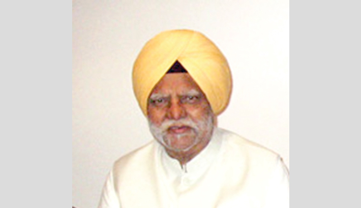 Former Indian home minister Buta Singh dies