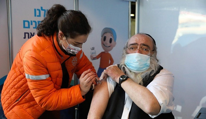 Coronavirus: Israel leads vaccine race with 12pc given jab