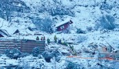 Body found as rescuers search Norway landslide