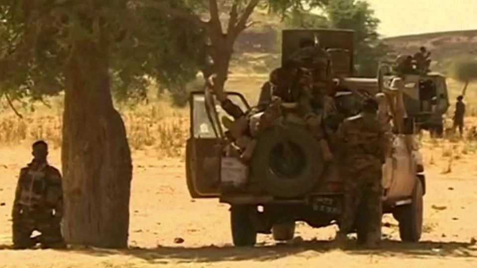 Death toll rises to 100 after attacks on Niger villages