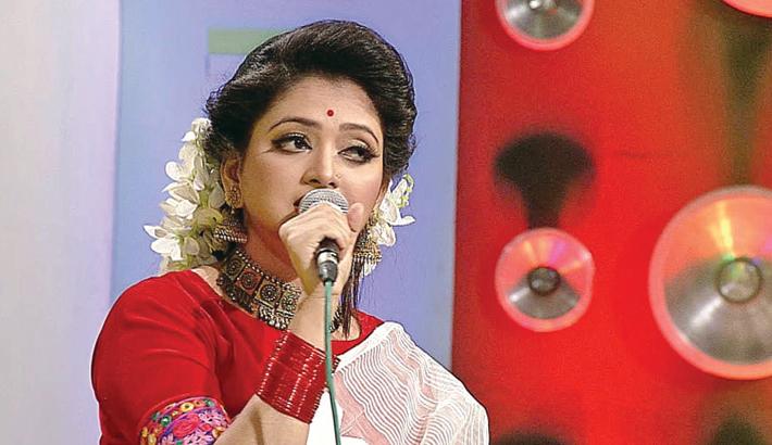Musical show 'Sokaler Gaan'