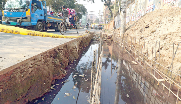 Road digging: None pays heed to rules