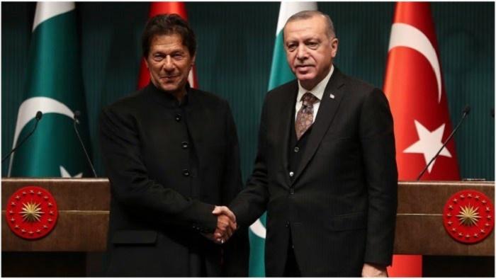 Pakistan helping Turkey to achieve nuclear weapons through clandestine network