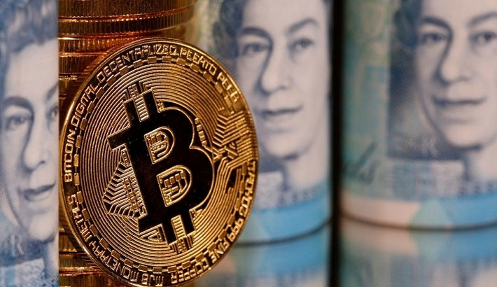Bitcoin tops $34,000 as record rally continues