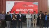Anwar Industrial Cement Sheet being exported to Pakistan