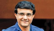 Ganguly recovering after heart attack