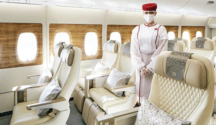Emirates deploys newest A380 aircraft