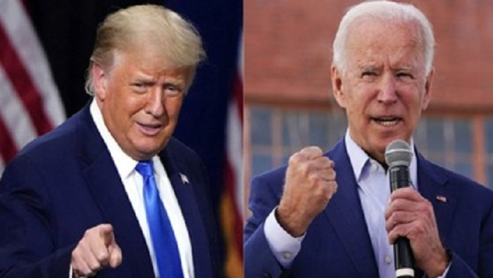 Trump, Biden campaign in Georgia for crucial Senate races