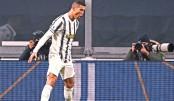 Ronaldo double propels Juve