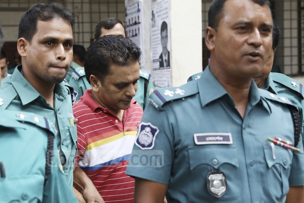 Eskaton double murder: HC denies bail to ex-AL MP's son Rony