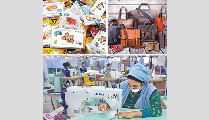 Exports fall slightly to $19.23bn in July-Dec