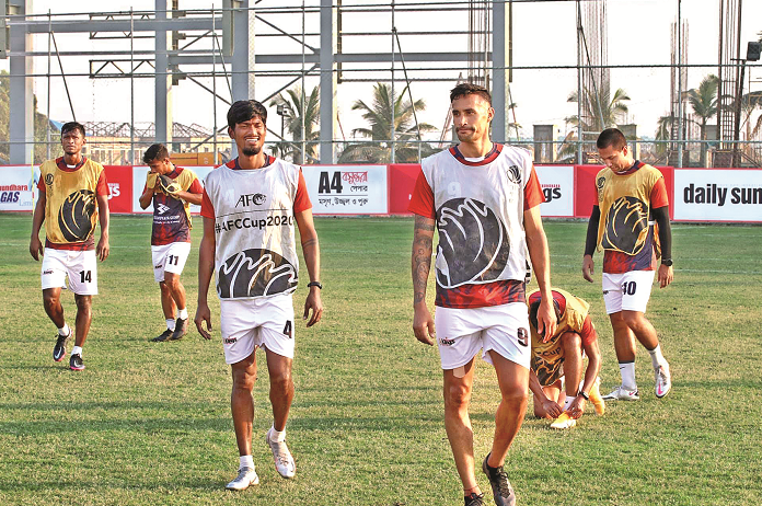 Kings face Abahani test on Thursday