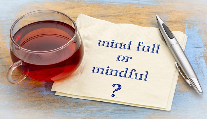 Ways to follow a mindful routine