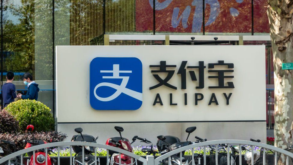 Trump bans Alipay and seven other Chinese apps