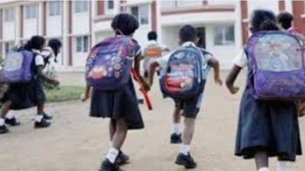 Preparation on to reopen schools thru' books distribution