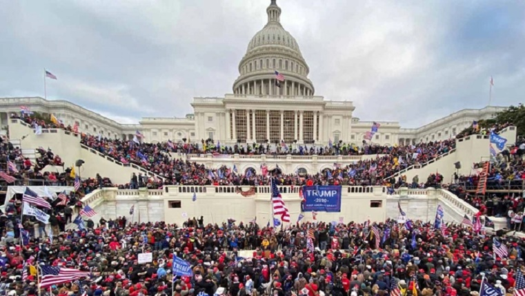 Four dead after Trump supporters ransack Congress