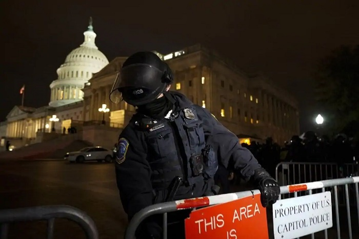 Public emergency in Washington DC for next 15 days due to rioting by Trump supporters at US Capitol