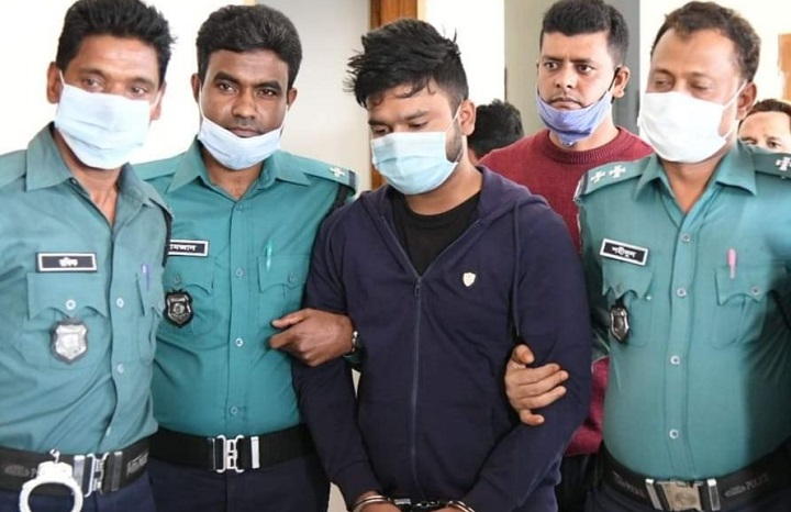 Dihan confesses rape, murder of schoolgirl in Kalabagan
