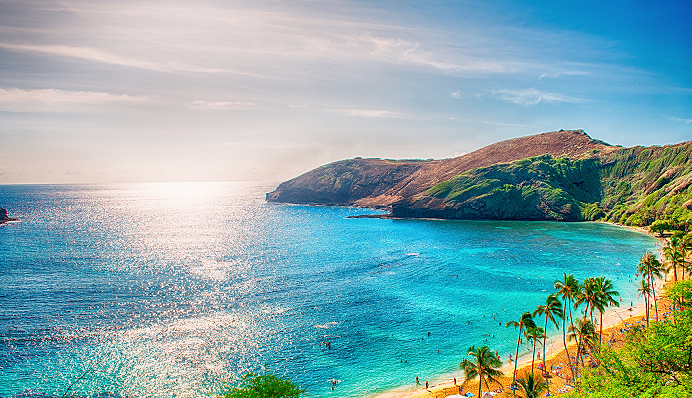 Tourism leads to less pessimistic tax forecast for Hawaii