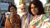 Satya Paul: Indian designer who made the sari fashionable dies at 78