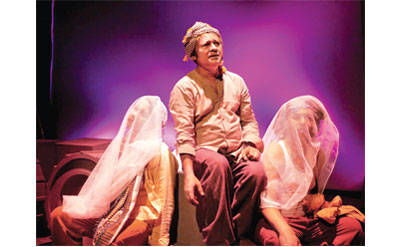 'Pulsirat' to be staged at Shilpakala today
