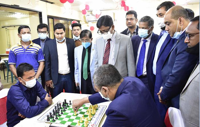 Mujib Birth Centenary Chess Tourney on