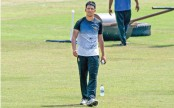 Saifuddin starts bowling after rehab