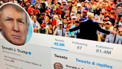 Twitter permanently suspends Trump as presidency crumbles