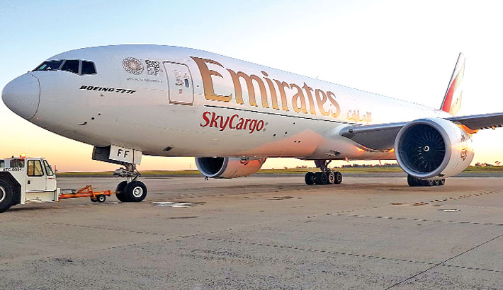 Emirates successfully ships Brazilian satellite