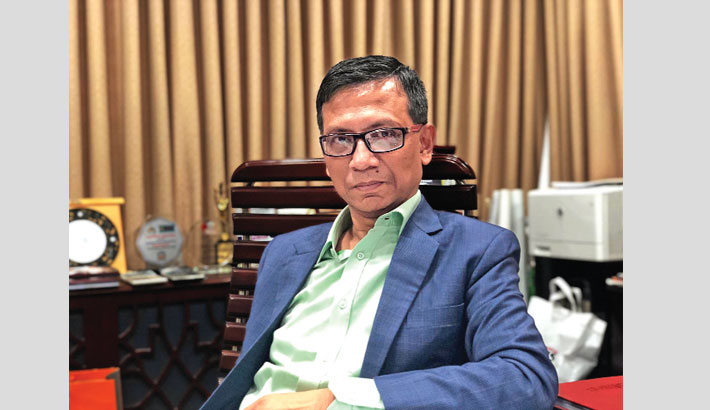 Can't be more proud, says Imrul Hassan