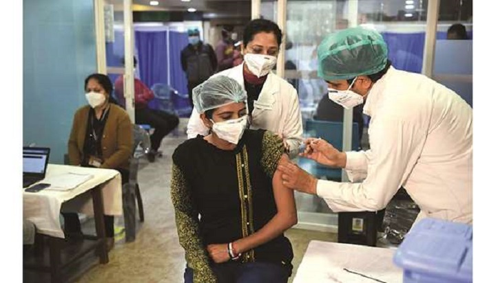 Good level of antibodies 'found in Indian vaccines'