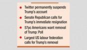 Trump faces new drive for impeachment