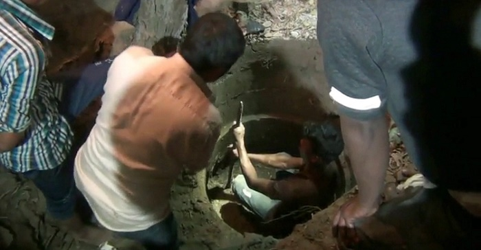 Missing girl's body recovered from Madaripur septic tank