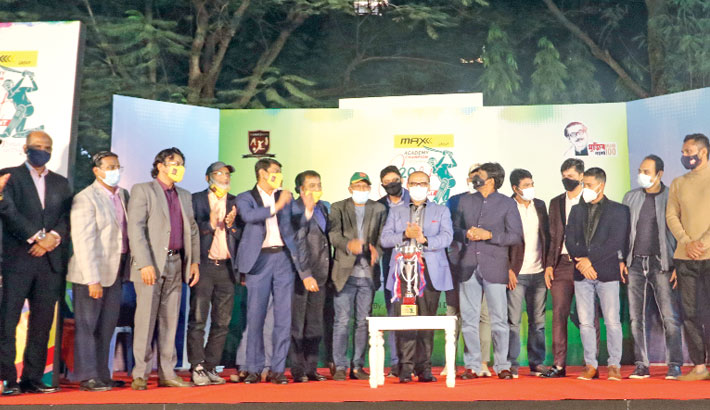 Sk Jamal Academy T20 tournament inaugurated