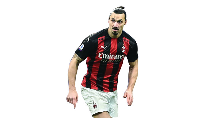 Ibrahimovic returns as Milan bounce back