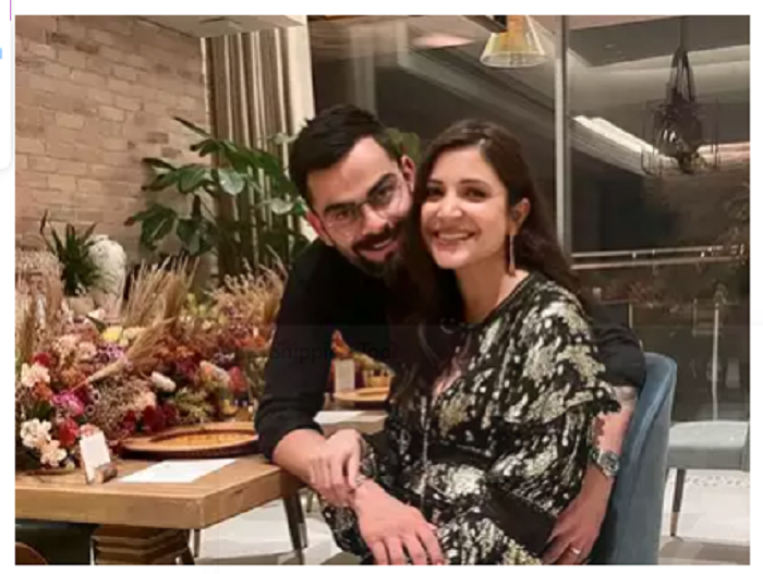 Virat Kohli, Anushka Sharma blessed with a baby girl