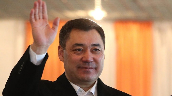 Kyrgyzstan populist on course for victory in presidential vote