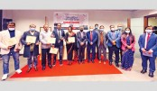 Bangladesh Embassy in Italy honours top remittance warriors